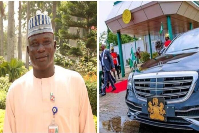 Buhari's Official Driver, Sa'idu Afaka Dies; President Mourns