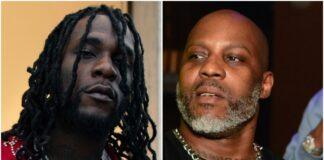 Burna Boy, Others Mourn DMX