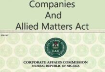 CSOs, Stakeholders Urges Amendment of CAMA Act 2020