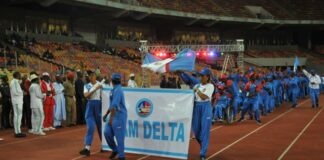 Delta State Pick Edo 2020's First Gold Medal, As Taraba, Oyo Re-admitted