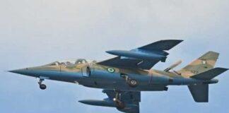 Disregard Unverified News on Missing Jet- NAF
