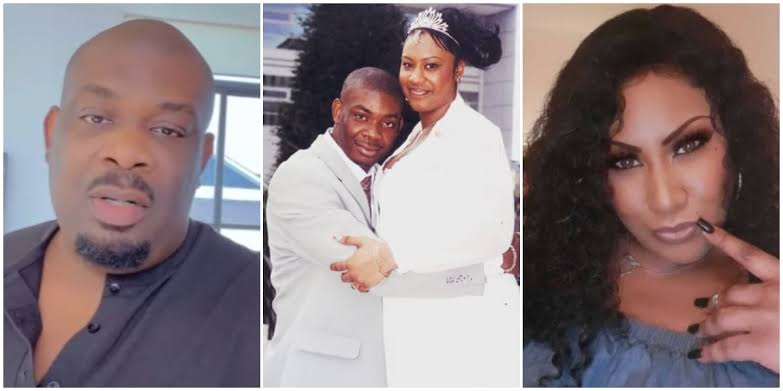 Don Jazzy's Ex-wife Responds To Fans' Pleas - The New Diplomat