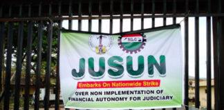 Financial Autonomy Senate Backs Judiciary, Wike Faults Strike In Rivers