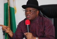 "Umahi: ""I Believe In United Nigeria, Not Secession"""