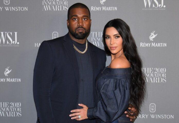 Kanye West Files Divorce Documents, Seeks Custody Of Children With Kardashian