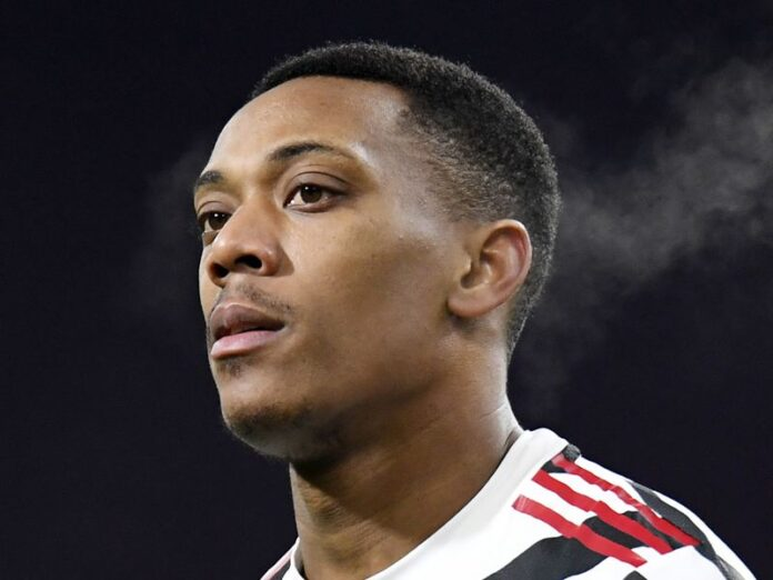 Manchester's Martial May Not Play Ror Rest of Season