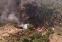 Missing NAF Aircraft Might Have Crashed, Says official