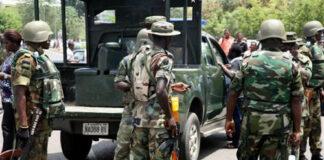 Mistaken Identity Soldiers Shot 5 Youths Dead In Taraba