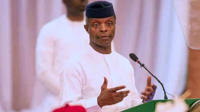 Nigeria Can't Afford Another Civil War – Osinbajo