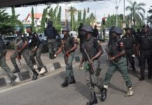 Governor's Impeachment: Police Bar Assembly From Sitting In Niger
