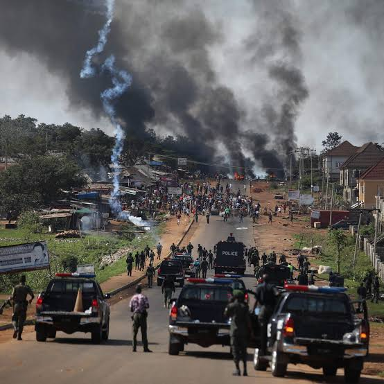 Police Rescue 11 Kidnapped Persons, Repel Attack in Zamfara
