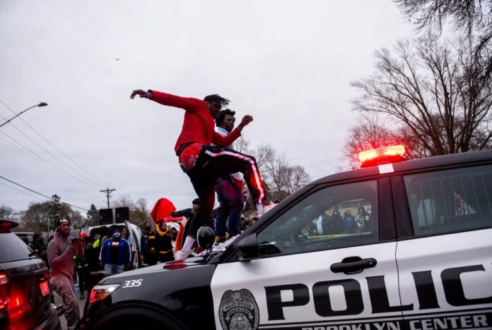 Protests After Minneapolis Police Shoot 20-year-old Daunte Wright