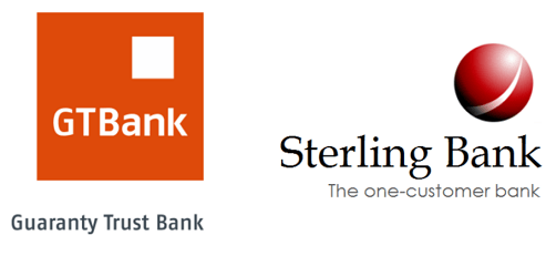Reactions As GTB, Sterling Bank Lock Horns On Twitter