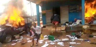 Abia Police Command Confirms Attack on Uzuakoli Divisional Station