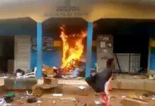 Police Begin Investigation Into Ohafia INEC Fire — Abia PPRO
