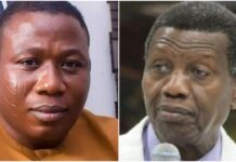 Angry Reactions As Igboho Derides Pastor Adeboye Over Son's Death