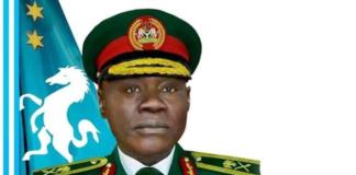 Breaking! Buhari Appoints Farouk Yahaya New Army Chief