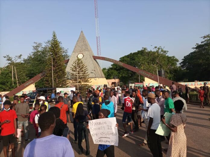 Breaking! Kidnapped FUNAAB Student Regains Freedom