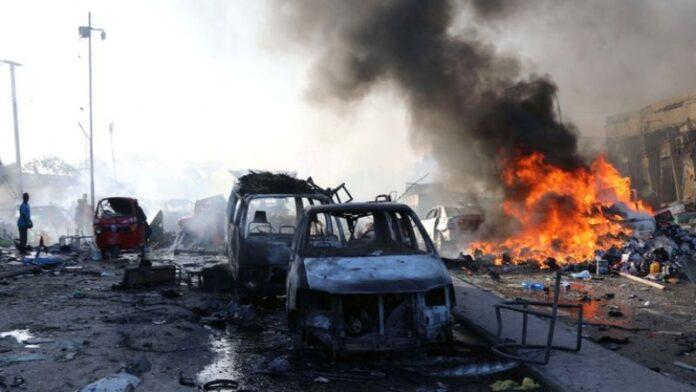 Breaking! Suspected Suicide Bomber Blows Self In Ebonyi