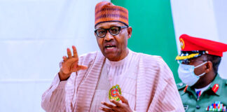 What Buhari Said On Attack On NDA In Reaction