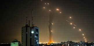 IDF Over 4,000 Rockets Fired From Gaza Strip Into Israel Since Conflict Outbreak