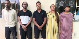 NDLEA Busts online Drug Trafficking Cartel In Abuja