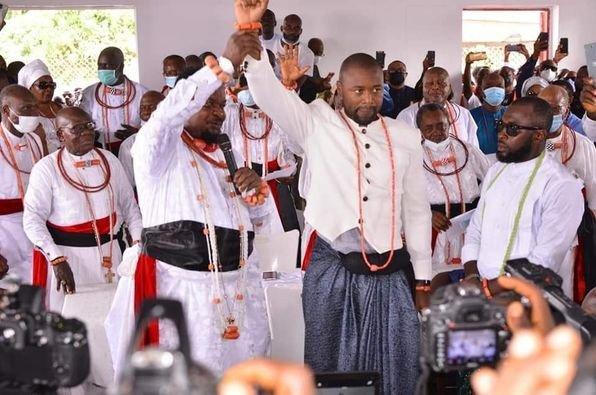 Olu of Warri Prince Utieyinoritsetsola Emiko To Be Crowned August 21
