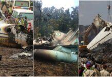 Probe Recurring Military Plane Crashes – NIDO Charges FG
