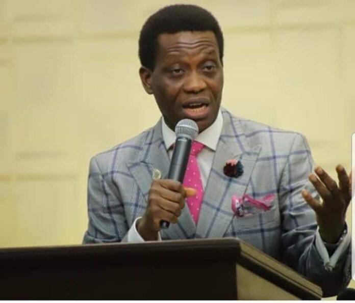 RCCG G.O Pastor Adeboye Loses Son, Dare