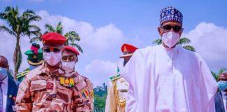 Transition We'll Lend Helping Hand, Buhari Tells Chad