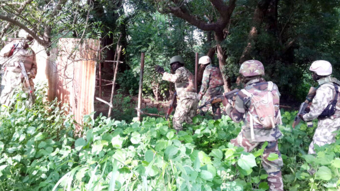 Troops Nab Boko Haram Fuel Supplier In Yobe