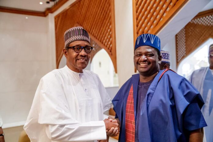'I Suddenly Remembered Why I Fell In Love With The President' By Femi Adesina