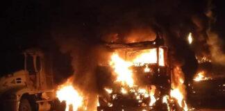 Gas Explosion: 13 Injured, 25 Cars Destroyed In Lagos – NEMA
