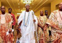 Ooni Sues For Unity As Oluyin, Onibeju-Lekki Visit Palace