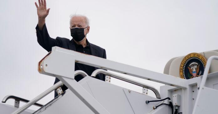 Biden Visits Europe on First overseas Trip As U.S .President