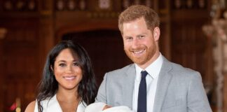 Prince Harry, Meghan Welcome Second Child