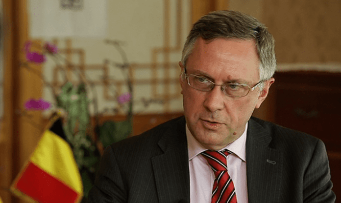 How Belgium Recalled Its Ambassador After Wife Was Caught Slapping A Store Attendant!