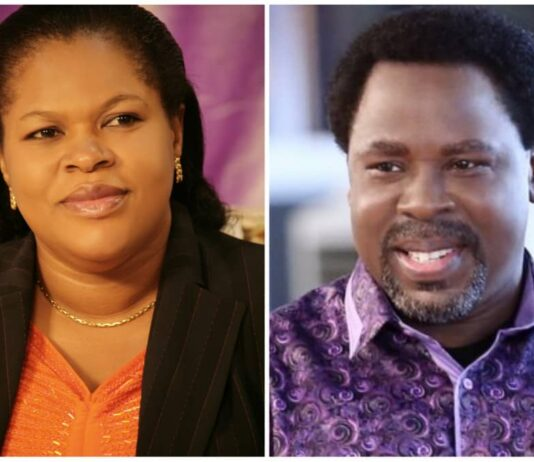 How My Husband Ended His Race On Earth, T.B. Joshua's Wife Opens Up
