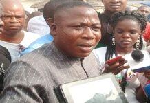 Breaking! Igboho Suspends Lagos Rally