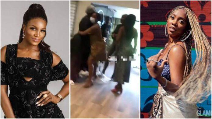 As Tiwa Savage, Seyi Shay Fight Dirty, Nigerian Celebrities Wade In