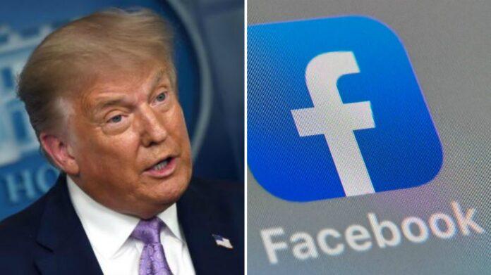 Facebook Suspends Donald Trump Until 2023