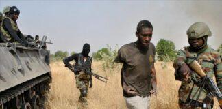 Troops Arrest Suspected Chadian Kidnapper, Eliminate Terrorists