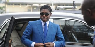 UK Sanctions E/Guinea President's Son Who Bought Michael Jackson's Glove For $275K!
