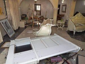 Breaking! [PHOTOS] Igboho's House Attacked 3 Days To Lago