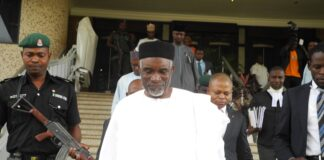You Have A Case To Answer, Court Tells Nyako, Son, Others