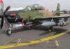Insecurity: Super Tucano Aircraft Arrives Nigeria