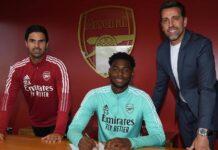 Nigerian Goalkeeper, Arthur Okonkwo Joins Arsenal