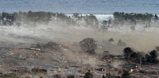 Tsunami Warning After Magnitude 8.2 Earthquake off Alaskan Coast