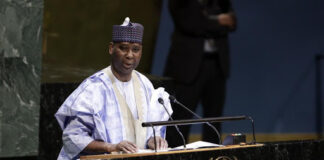 Nigeria's Muhammad-Bande Bags Leadership Award In U.S