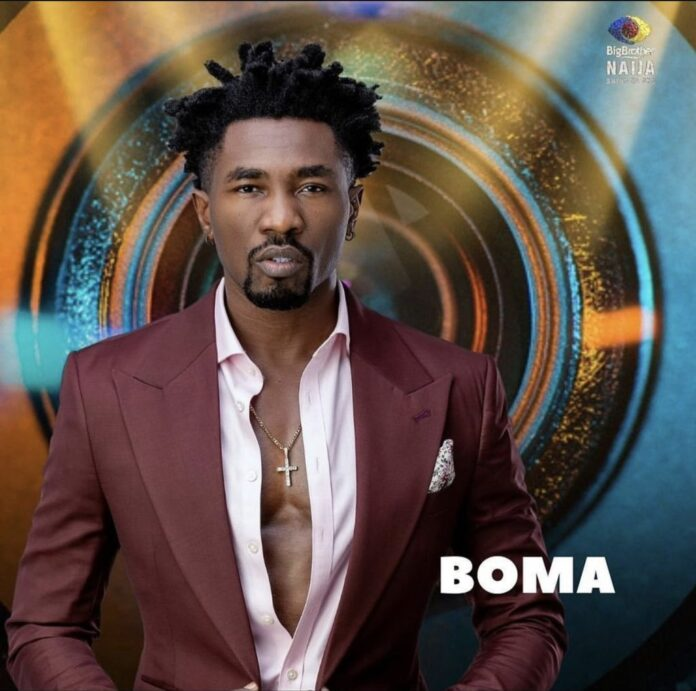 Just In! #BBNaija S6: Boma Becomes 2nd Head Of House